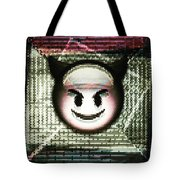 Happy Devil Tote Bag