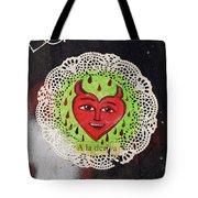 Happy Devil Tote Bag