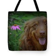 Happy Dog Days Tote Bag