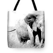 Happy Ellie Tote Bag