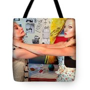 Happy Family Tote Bag