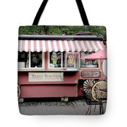 Fresh Popcorn Anyone Tote Bag