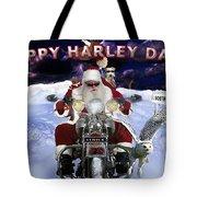 Happy Harley Days Tote Bag