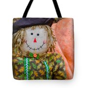 Happy Harvest Time Tote Bag
