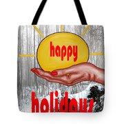 Happy Holidays 26 Tote Bag