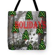Happy Holidays 29 Tote Bag