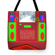 Happy Holidays 98 Tote Bag