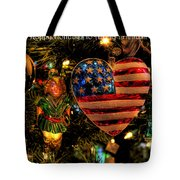 Happy Holidays To All My Faa Friends Tote Bag