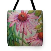 Happy Honey Bee Tote Bag