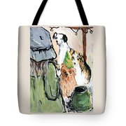 Happy Hour At County Road 120 Tote Bag