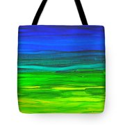 Happy Lights Tote Bag