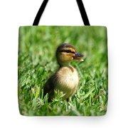 Happy Lil Duck Tote Bag