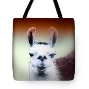 Happy Llama Tote Bag