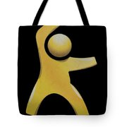 Happy Man Tote Bag