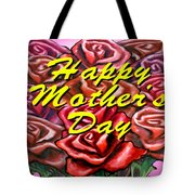 Happy Motherer's Day Tote Bag