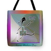Happy Mother's Day   2 Tote Bag