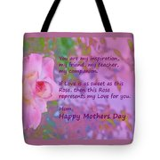Happy Mothers Day 2 Tote Bag
