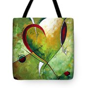 Happy Mother's Day By Madart Tote Bag