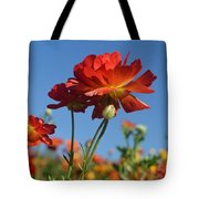 Happy Mother's Day Flowers Tote Bag