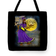 Happy New Moon Sirach 43 Tote Bag
