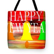 Happy New Year 10 Tote Bag