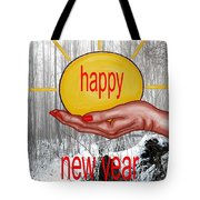 Happy New Year 22 Tote Bag