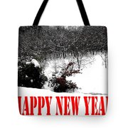 Happy New Year 34 Tote Bag