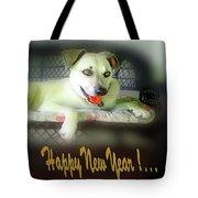 Happy New Year Art 2 Tote Bag