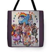 Happy Pride Tote Bag