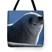 Happy Seal Tote Bag