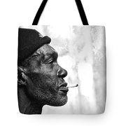 A Peace Of Life Tote Bag