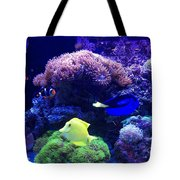 Happy Swimming  Tote Bag