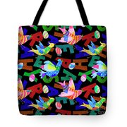 Happy Times Tote Bag