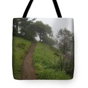 Happy Trail Tote Bag