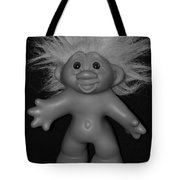Happy Troll Tote Bag