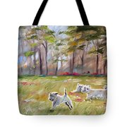 Happy Wanderers Tote Bag