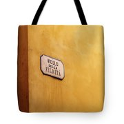 Happyness Alley Tote Bag