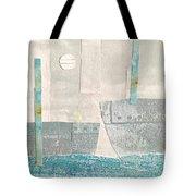 Harbor 4 Tote Bag