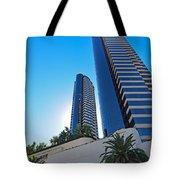 Harbor Club Towers Tote Bag
