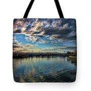 Harbor Delight Tote Bag