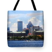 Harbor Island Florida Tote Bag