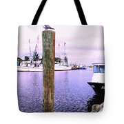 Harbor Master Tote Bag