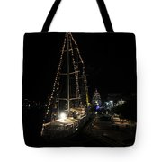 Harbor Night Tote Bag
