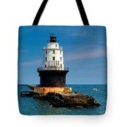 Harbor Of Refuge Delaware Tote Bag