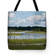 Harbor River Tote Bag