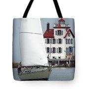 Harbor Sailor Tote Bag