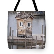 Harbor Shack Tote Bag