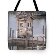 Harbor Shack Tote Bag