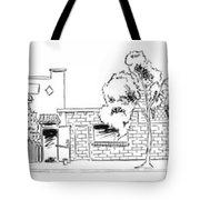 Harbor Street - North Tote Bag