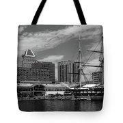 Harbor Town Tote Bag
